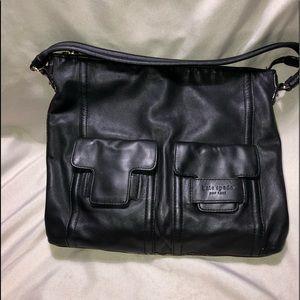 ♠️ kate spade Black Tompkins Shoulder Bag ♠️